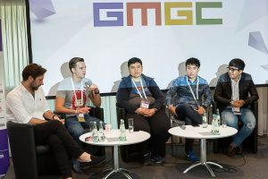 Global Mobile Game Confederation (GMGC) - Quelle: Cristina Lamyon (Aruba Events)